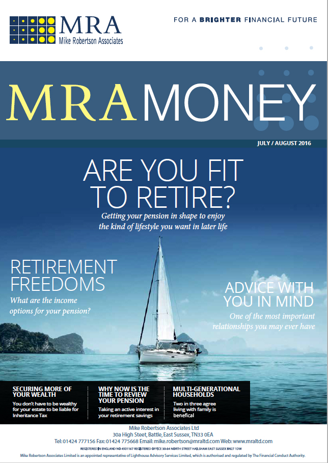 Are You Fit to Retire?