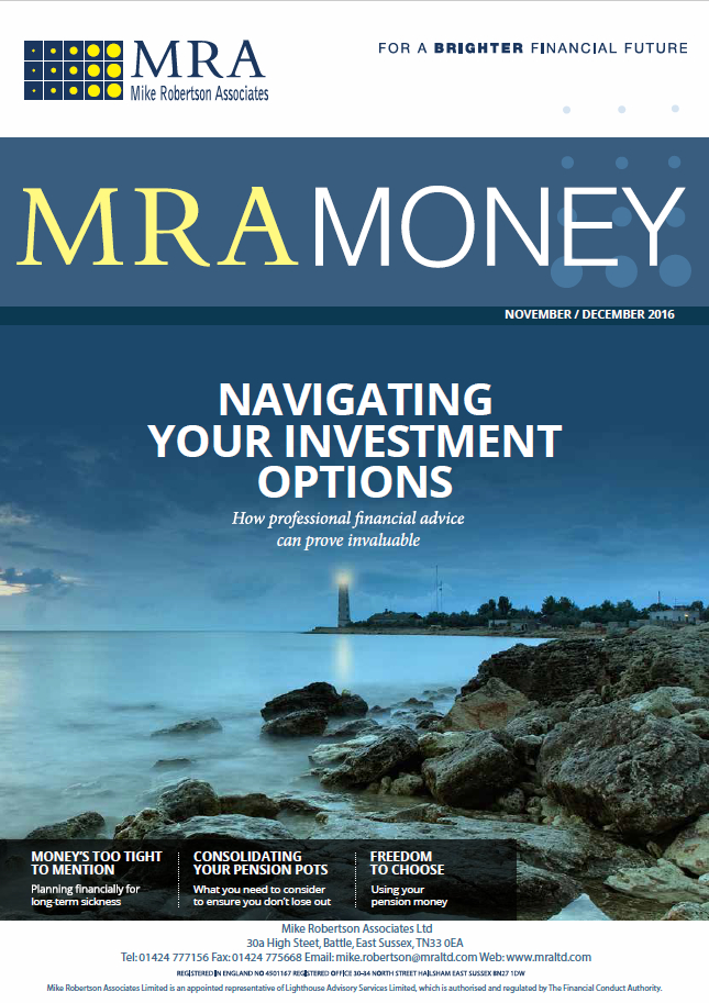 Navigating Your Investment Options
